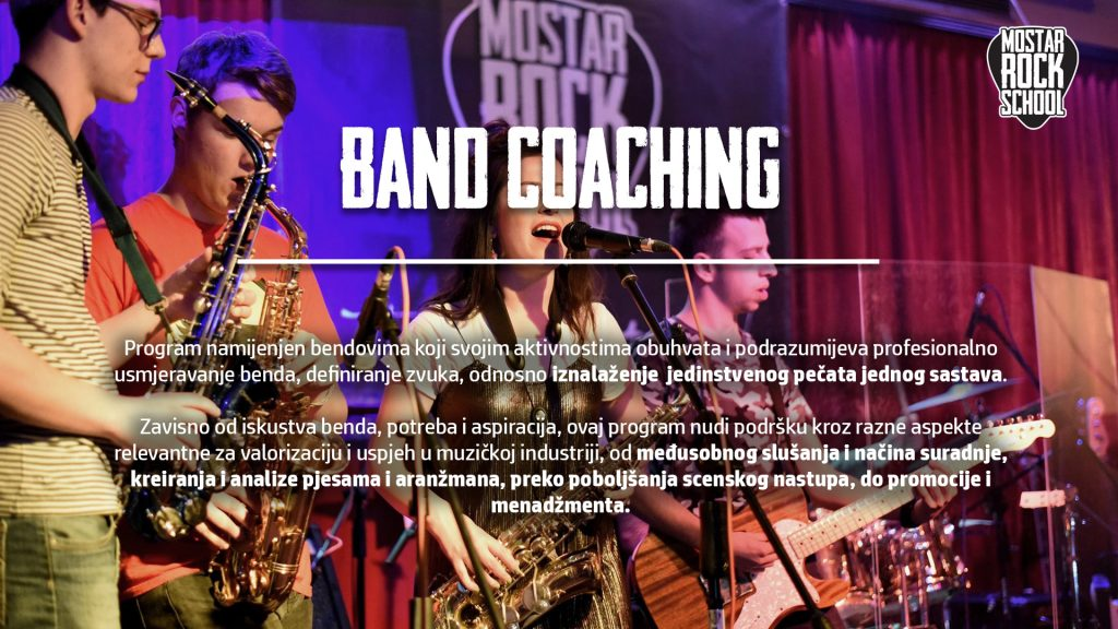 05 band coaching